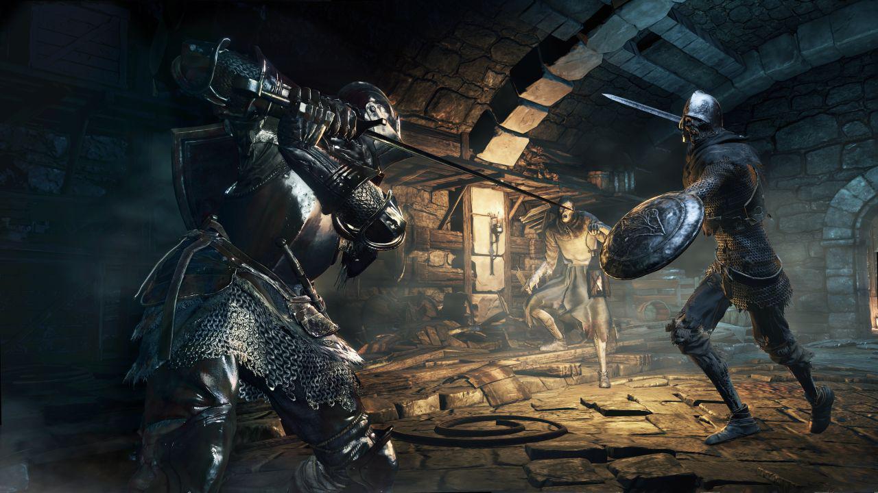 16 minut z Dark Souls 3 a obrázky 112615