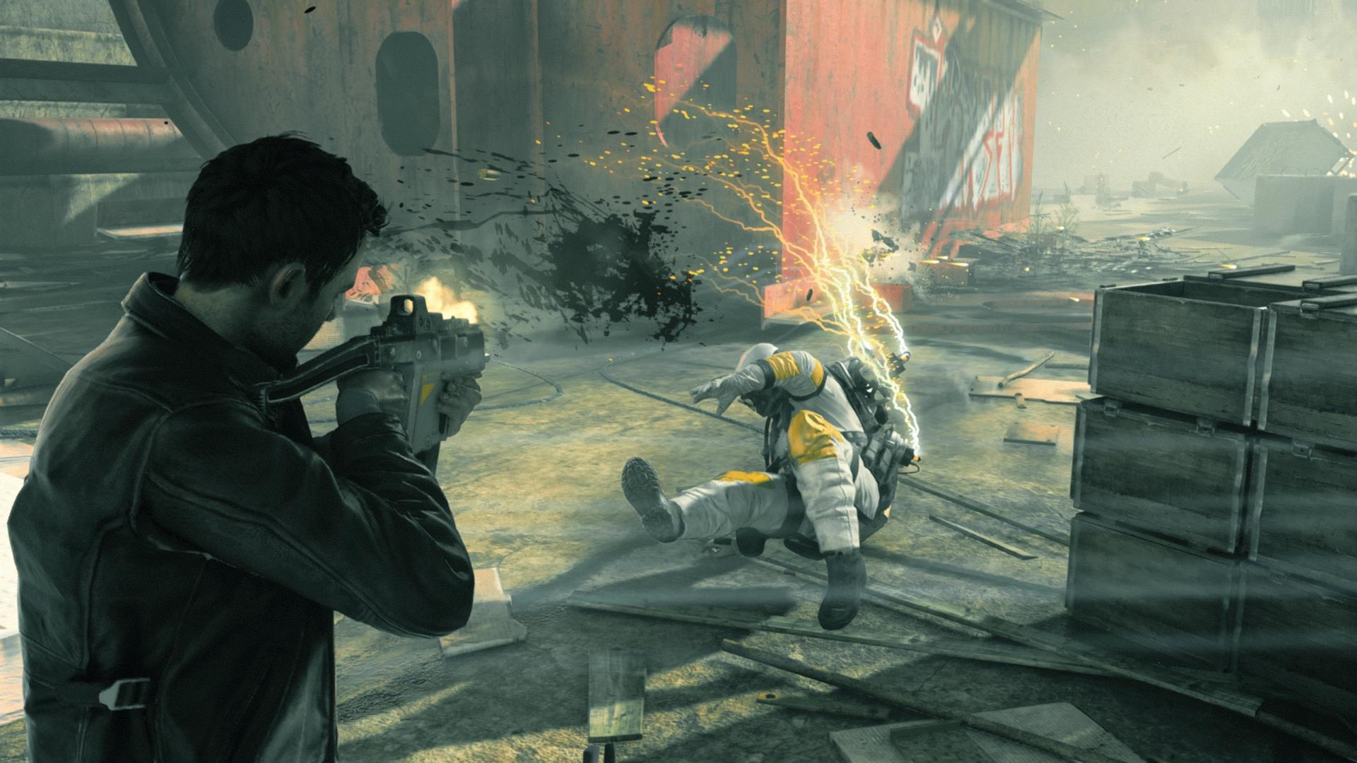 Quantum Break odhaluje celé herecké obsazení 112638