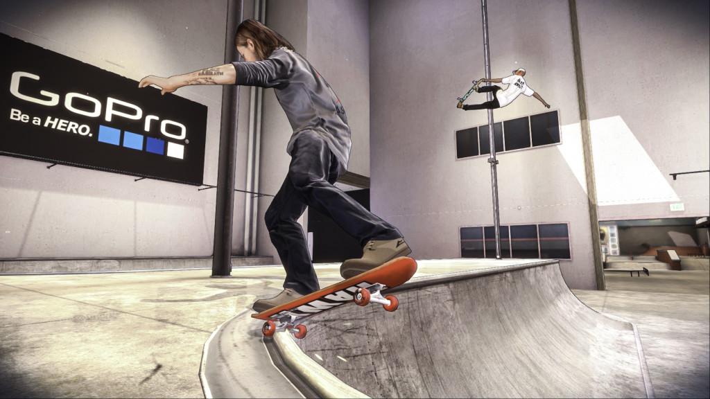 U hry Tony Hawk's Pro Skater 5 se změnila grafika 112651