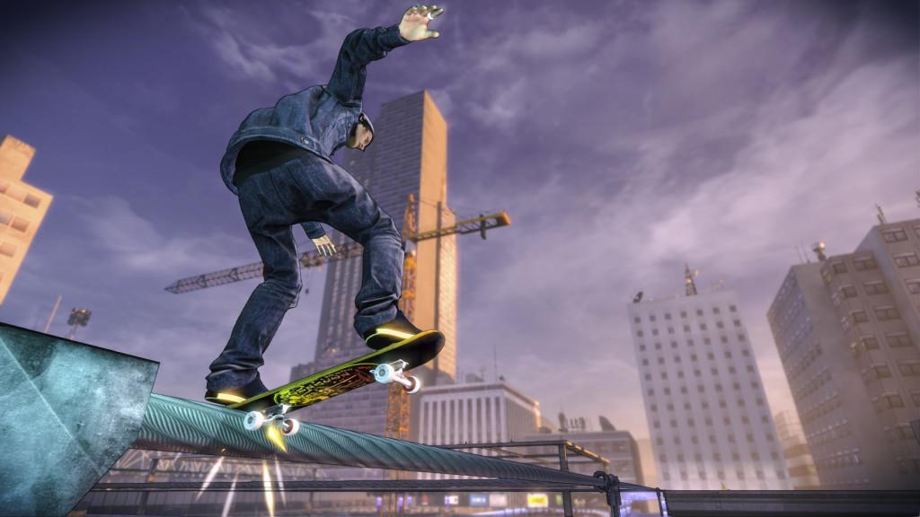 U hry Tony Hawk's Pro Skater 5 se změnila grafika 112652