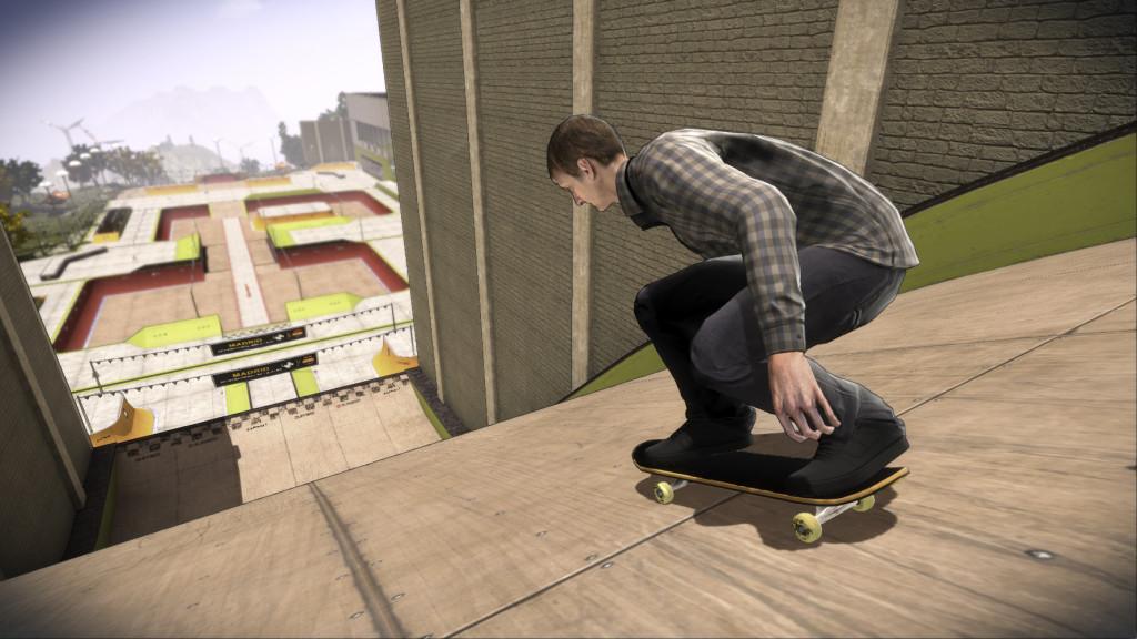 U hry Tony Hawk's Pro Skater 5 se změnila grafika 112653
