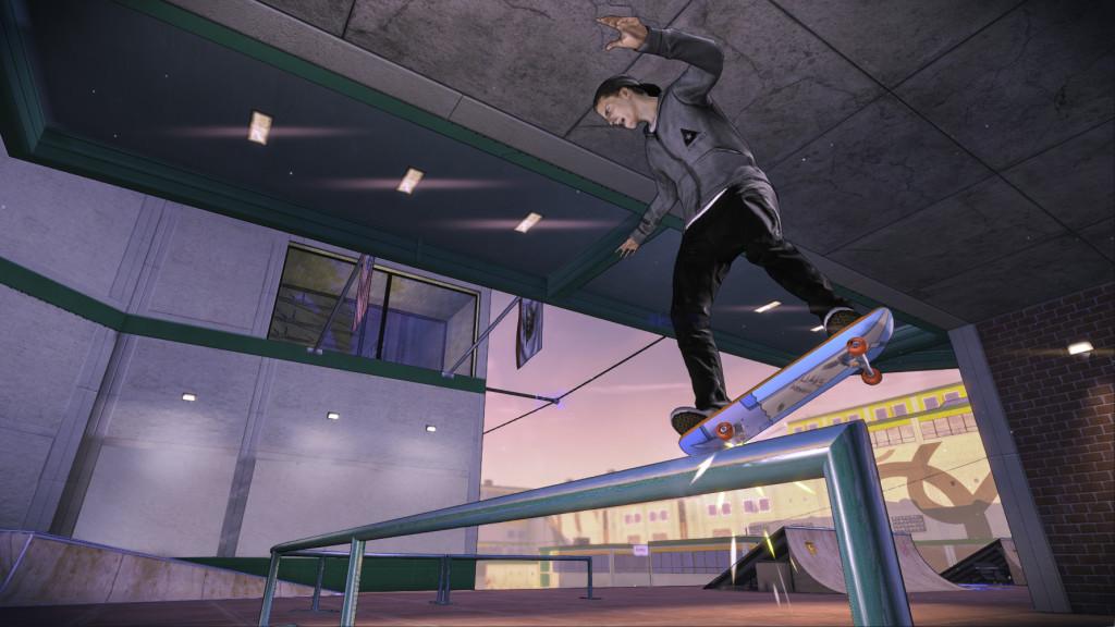 U hry Tony Hawk's Pro Skater 5 se změnila grafika 112655