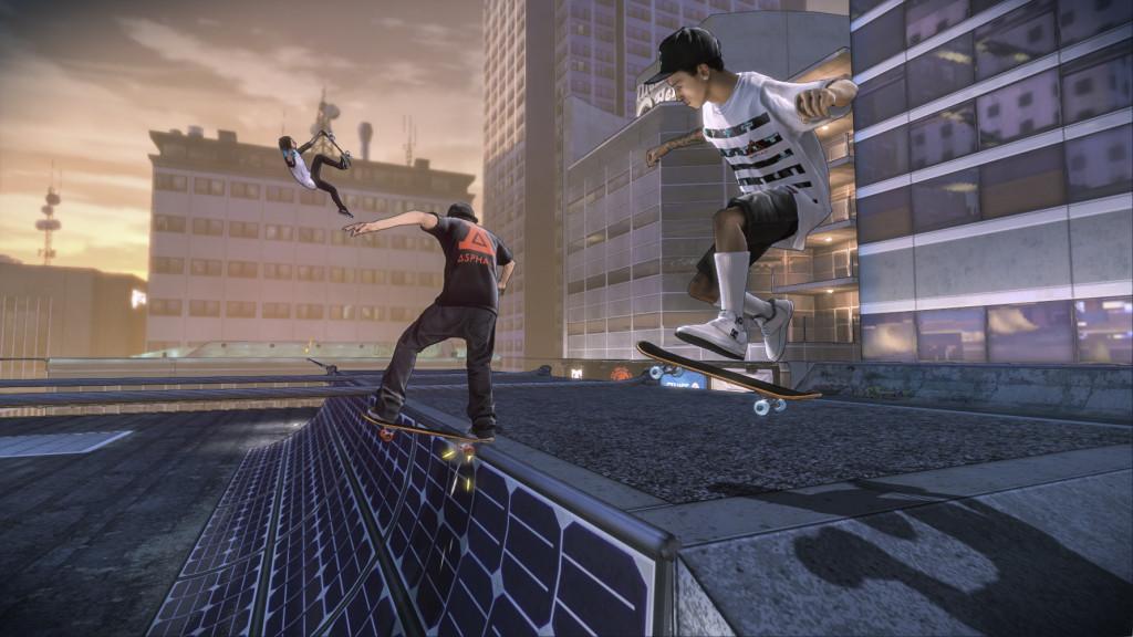 U hry Tony Hawk's Pro Skater 5 se změnila grafika 112656