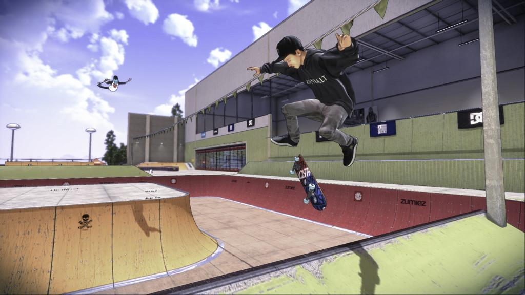 U hry Tony Hawk's Pro Skater 5 se změnila grafika 112657