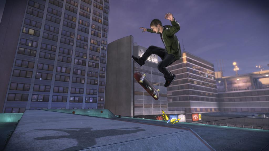 U hry Tony Hawk's Pro Skater 5 se změnila grafika 112660