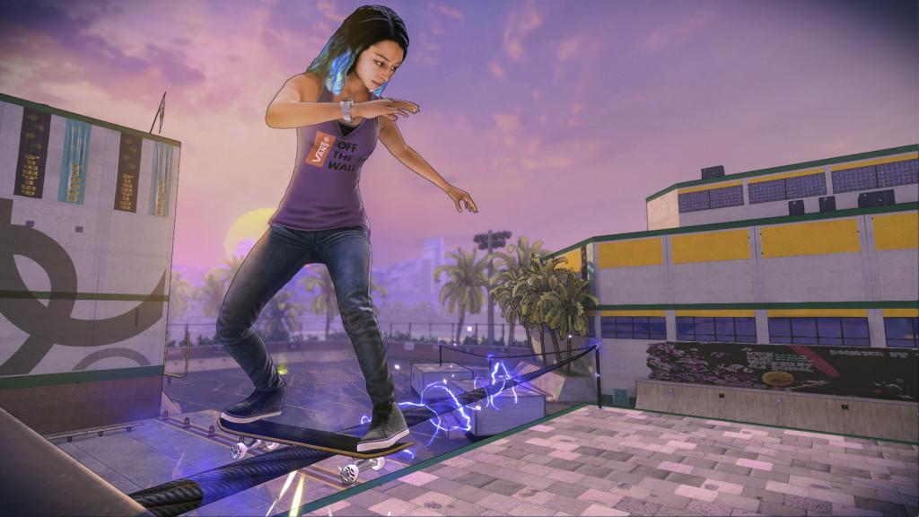 U hry Tony Hawk's Pro Skater 5 se změnila grafika 112661