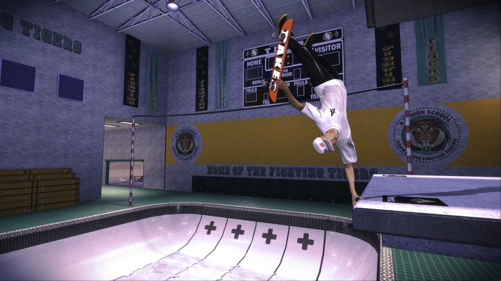 U hry Tony Hawk's Pro Skater 5 se změnila grafika 112662