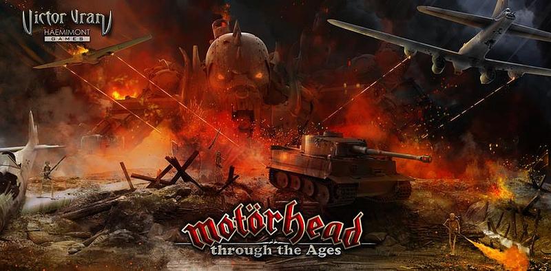 Expanze Motörhead přidá do Victor Vran nový příběh 112665