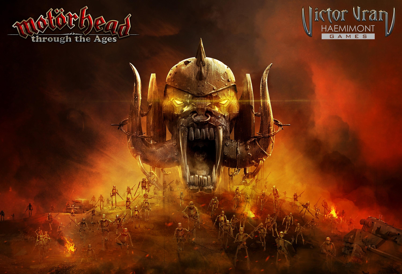 Expanze Motörhead přidá do Victor Vran nový příběh 112666