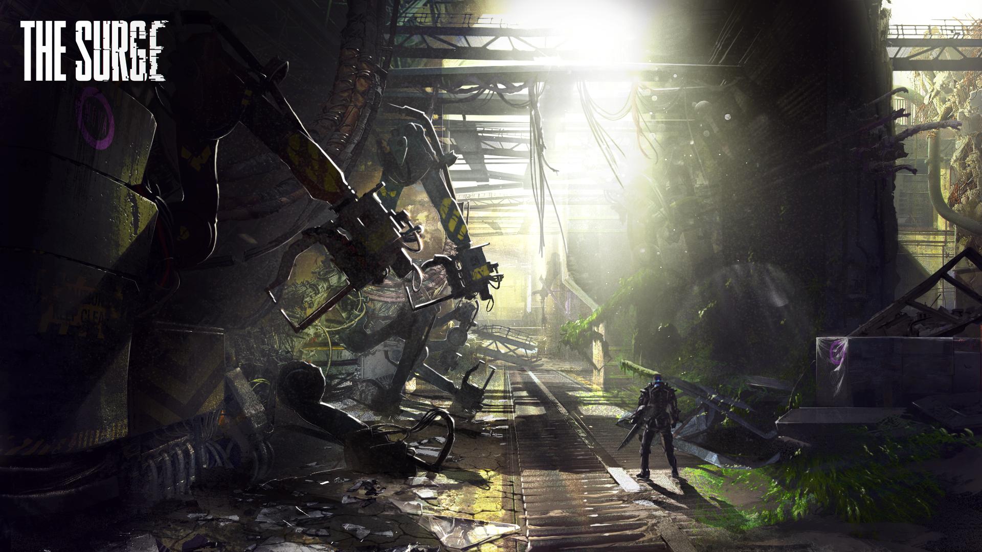 RPG The Surge se bude odehrávat v dystopické budoucnosti Země 112708