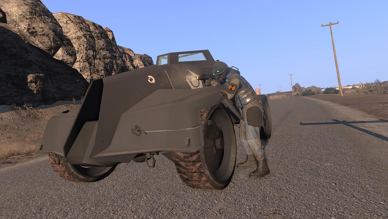 Pro Armu 3 vzniká mod na motivy Half-Life 2 112752