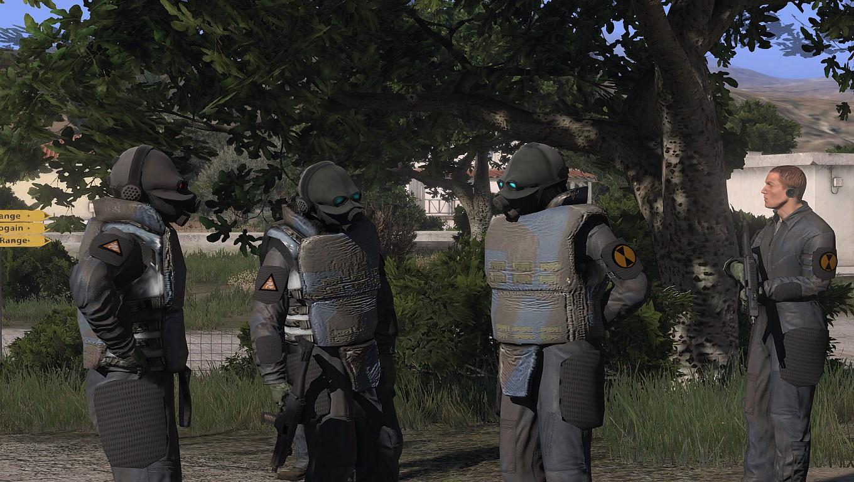 Pro Armu 3 vzniká mod na motivy Half-Life 2 112753