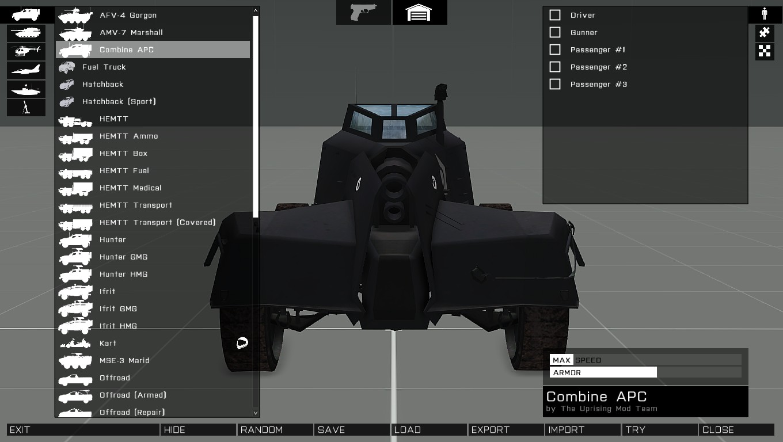 Pro Armu 3 vzniká mod na motivy Half-Life 2 112754