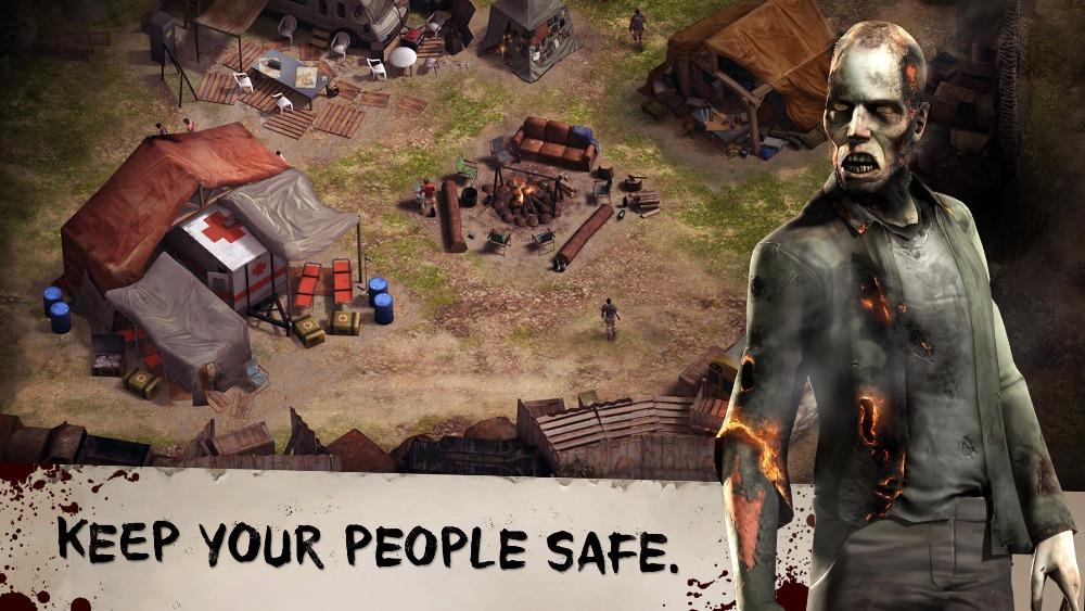 The Walking Dead: No Man's Land míří na iOS 112862