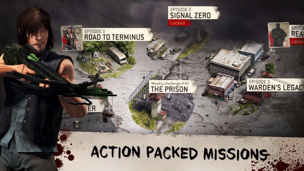 The Walking Dead: No Man's Land míří na iOS 112863