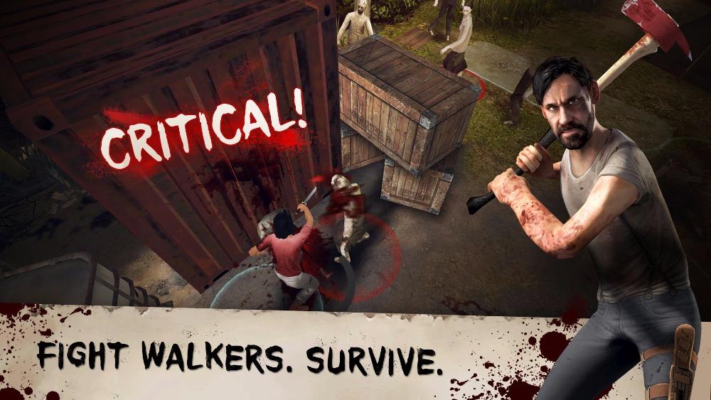 The Walking Dead: No Man's Land míří na iOS 112864