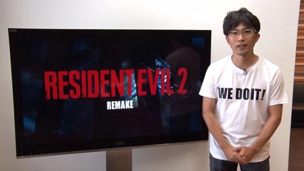 Remake druhého Resident Evilu je oficiálně oznámen 112879