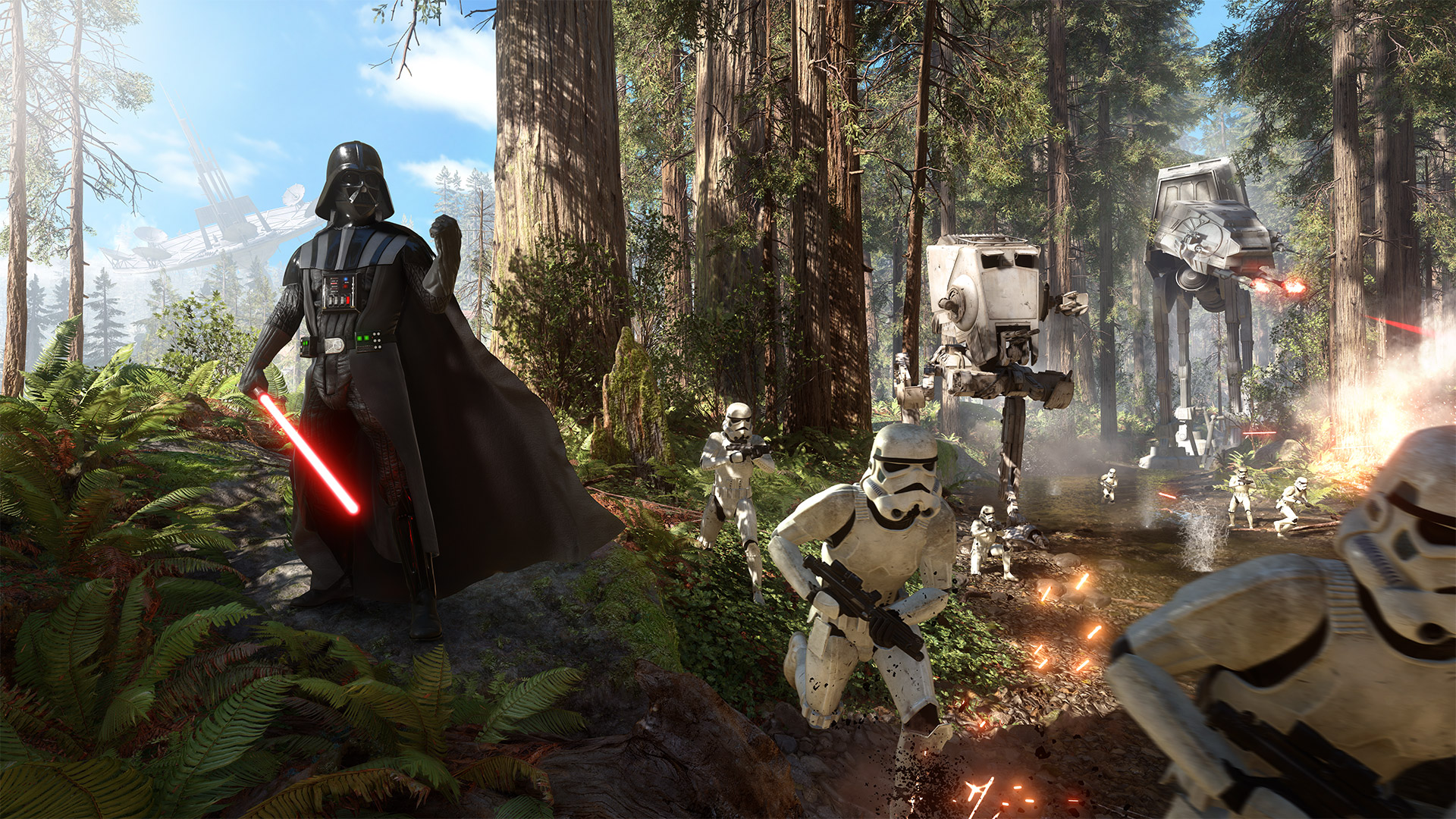 Star Wars: Battlefront zahrne herní mód na způsob Conquestu 112898