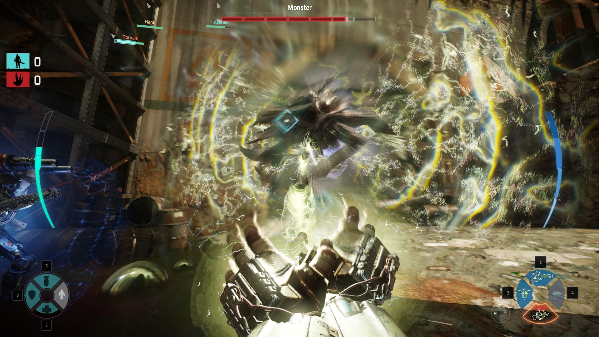 Magor Jack míří spolu s novou mapou do Evolve 112905