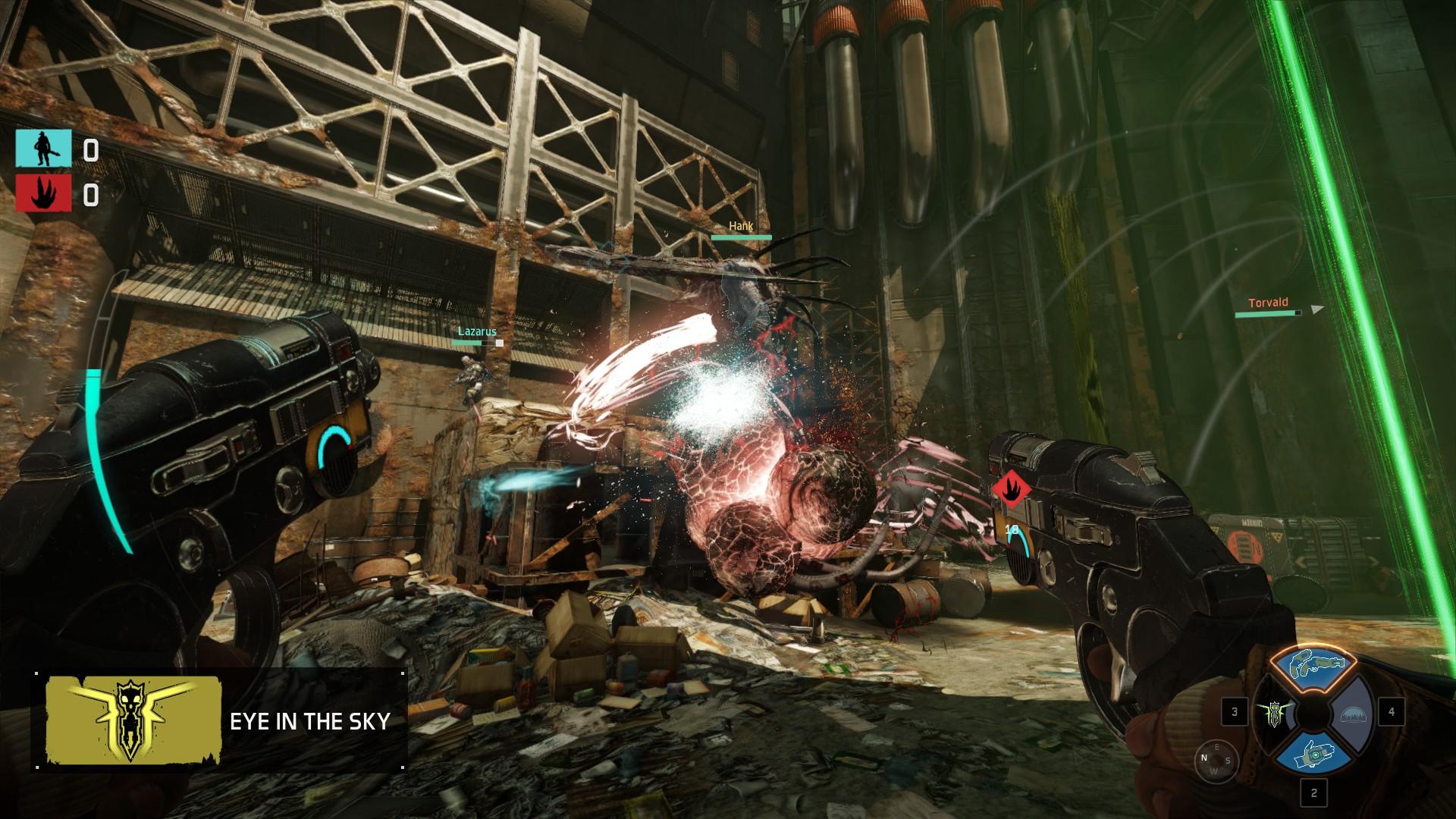 Magor Jack míří spolu s novou mapou do Evolve 112907