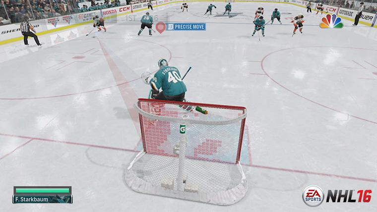 Budování odkazu v Be a Pro módu NHL 16 112955
