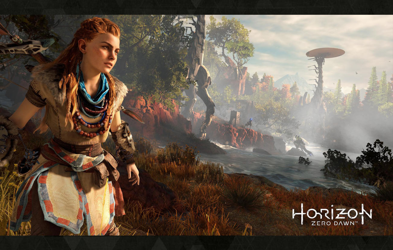 Horizon: Zero Dawn má mít zajímavou dějovou zápletku 112968