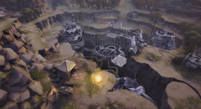 Představeno izometrické RPG Seven od ex-autorů Zaklínače 112985