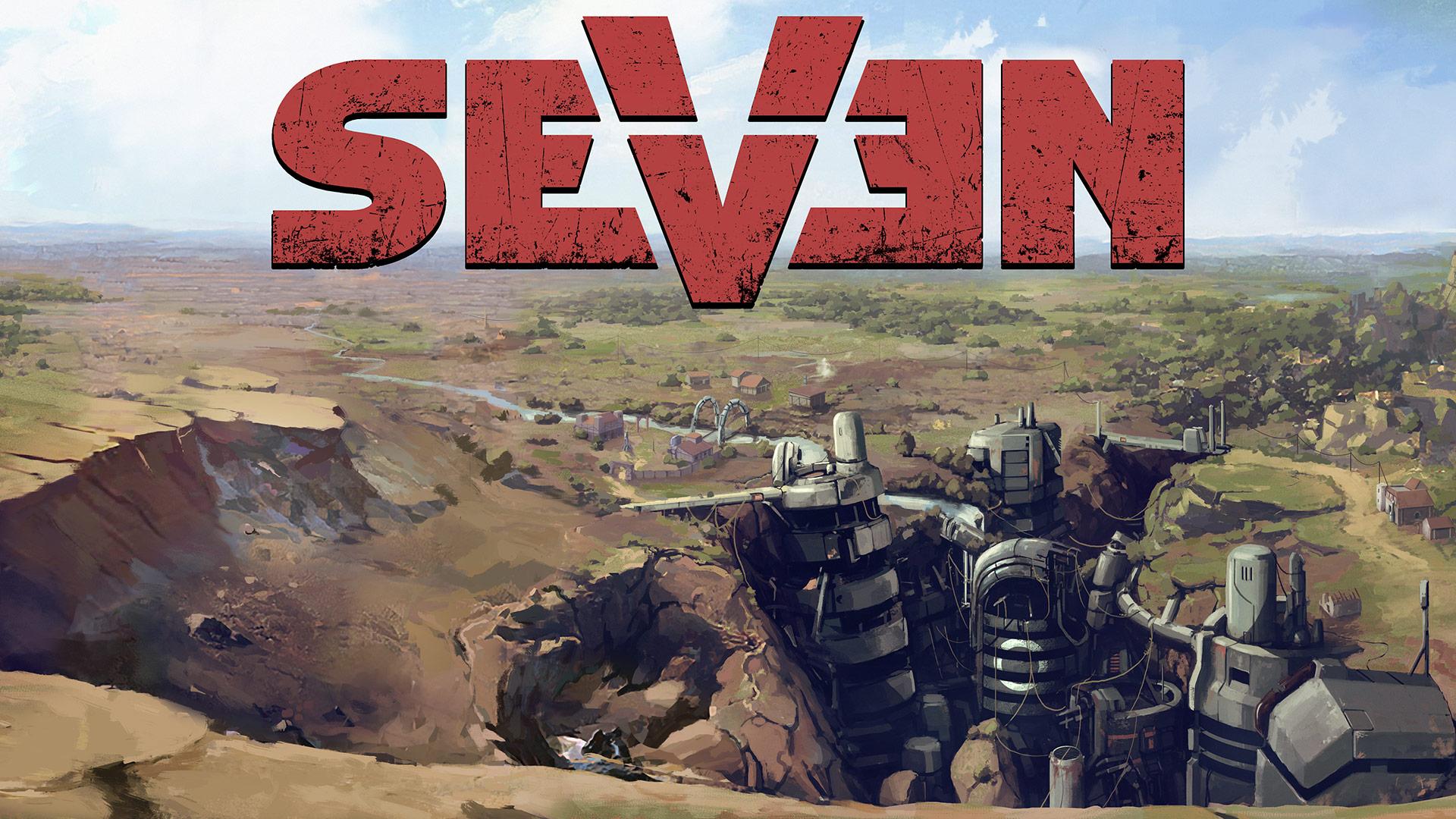 Představeno izometrické RPG Seven od ex-autorů Zaklínače 112987