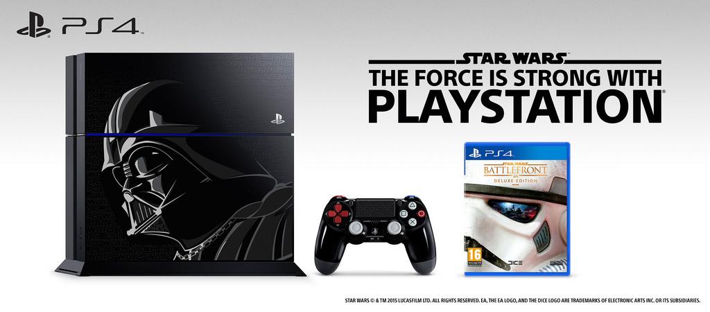 DualShock 4 s Darth Vaderem se nebude prodávat samostatně 112990