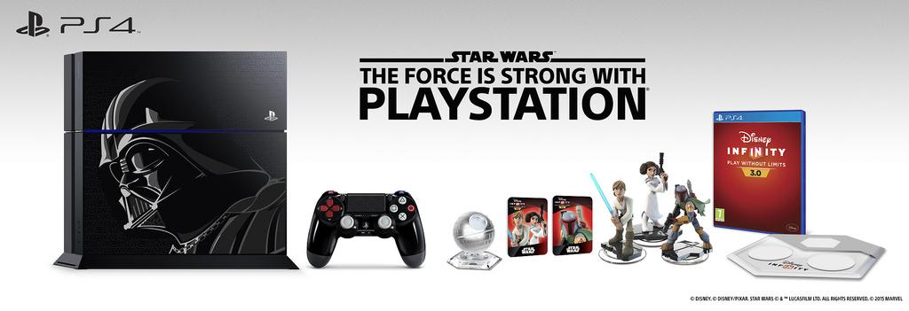 DualShock 4 s Darth Vaderem se nebude prodávat samostatně 112991