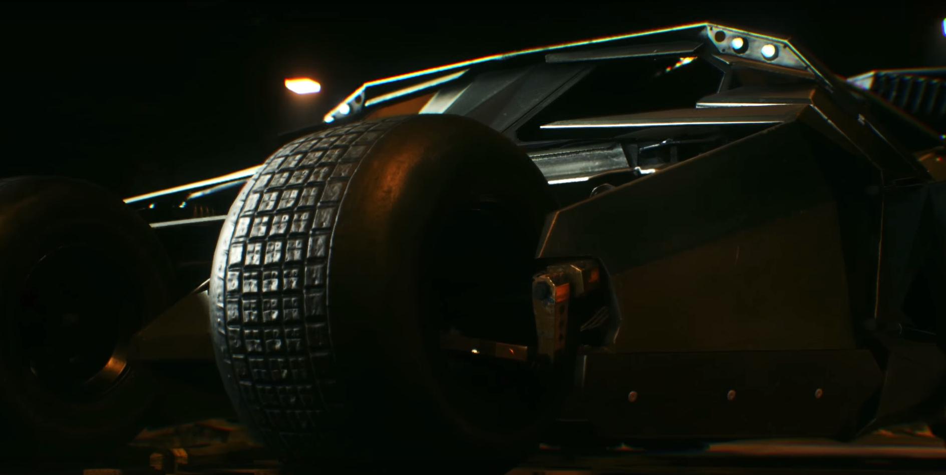 Batmobil dostane nový model z trilogie Dark Knight 113007