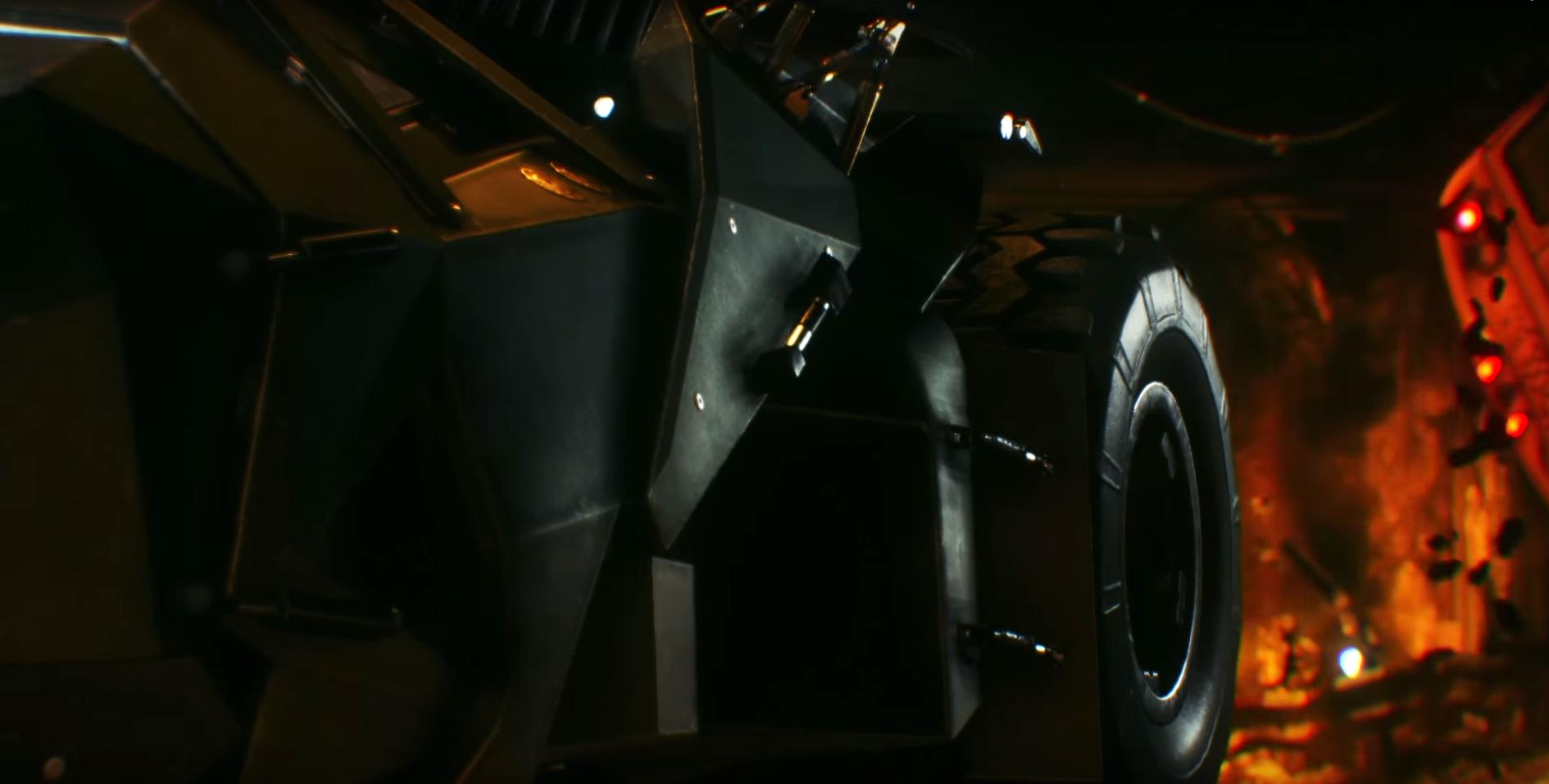 Batmobil dostane nový model z trilogie Dark Knight 113010