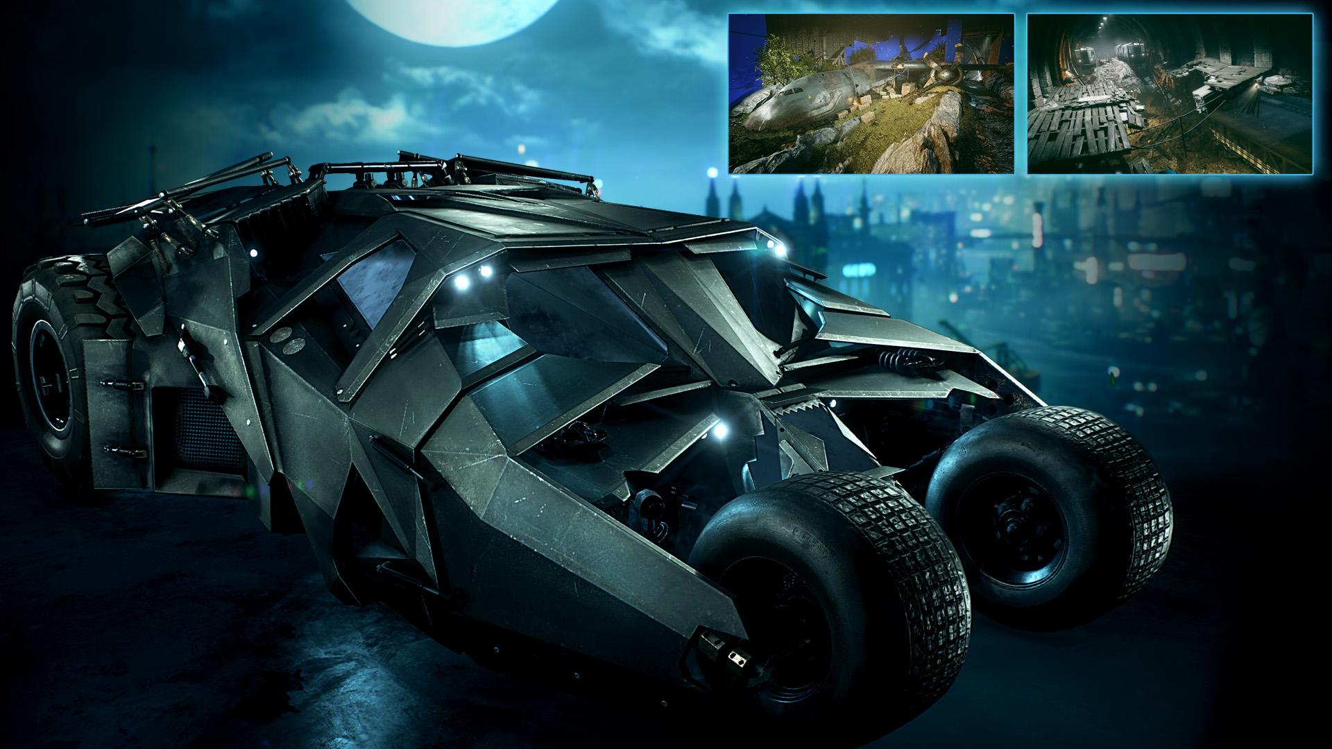 Batmobil dostane nový model z trilogie Dark Knight 113011