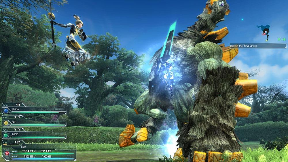 Phantasy Star Online 2 zamíří na PS4 113014