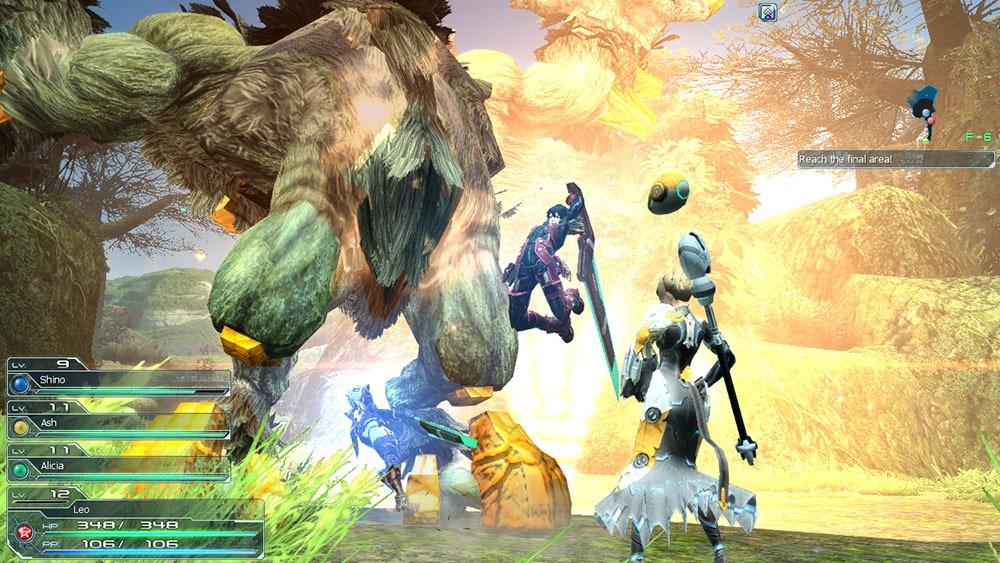 Phantasy Star Online 2 zamíří na PS4 113015