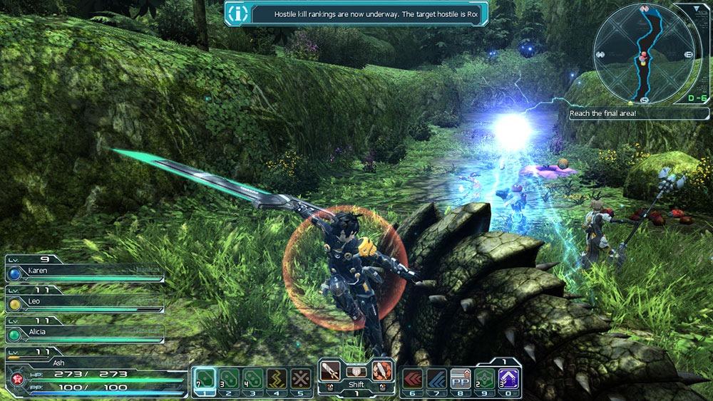 Phantasy Star Online 2 zamíří na PS4 113016
