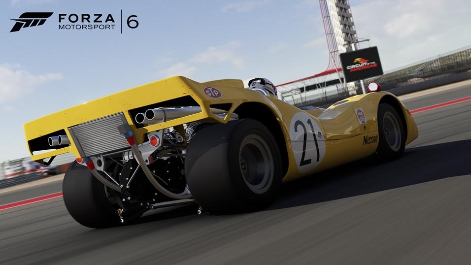 Forza 6 odhalila další auta a všechny tratě 113117