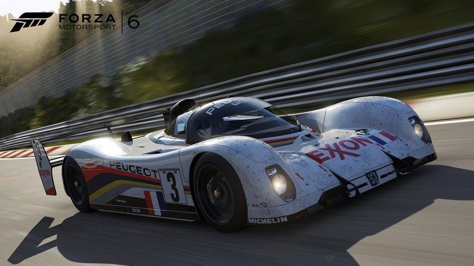 Forza 6 odhalila další auta a všechny tratě 113118