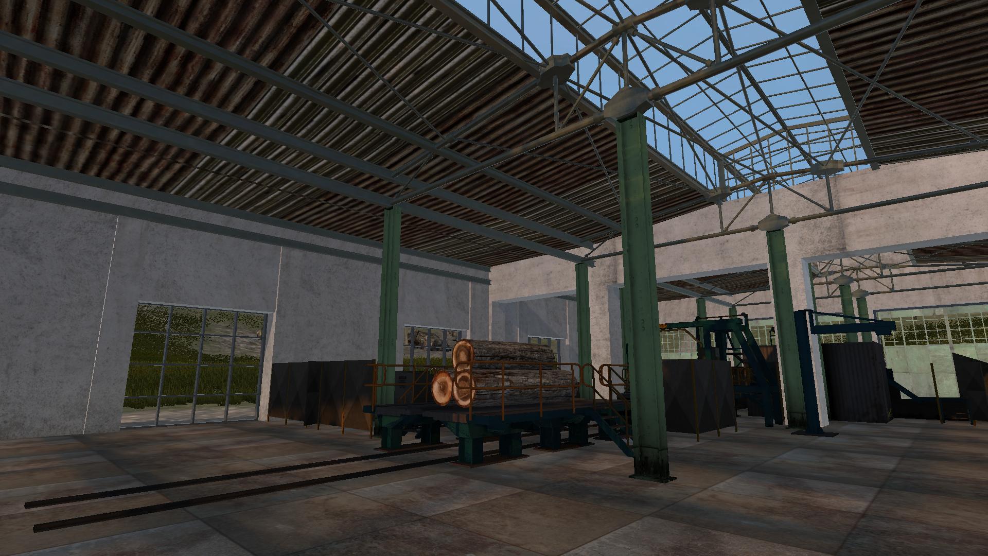 Staňte se profesionálním dřevorubcem v novém simulátoru 113280