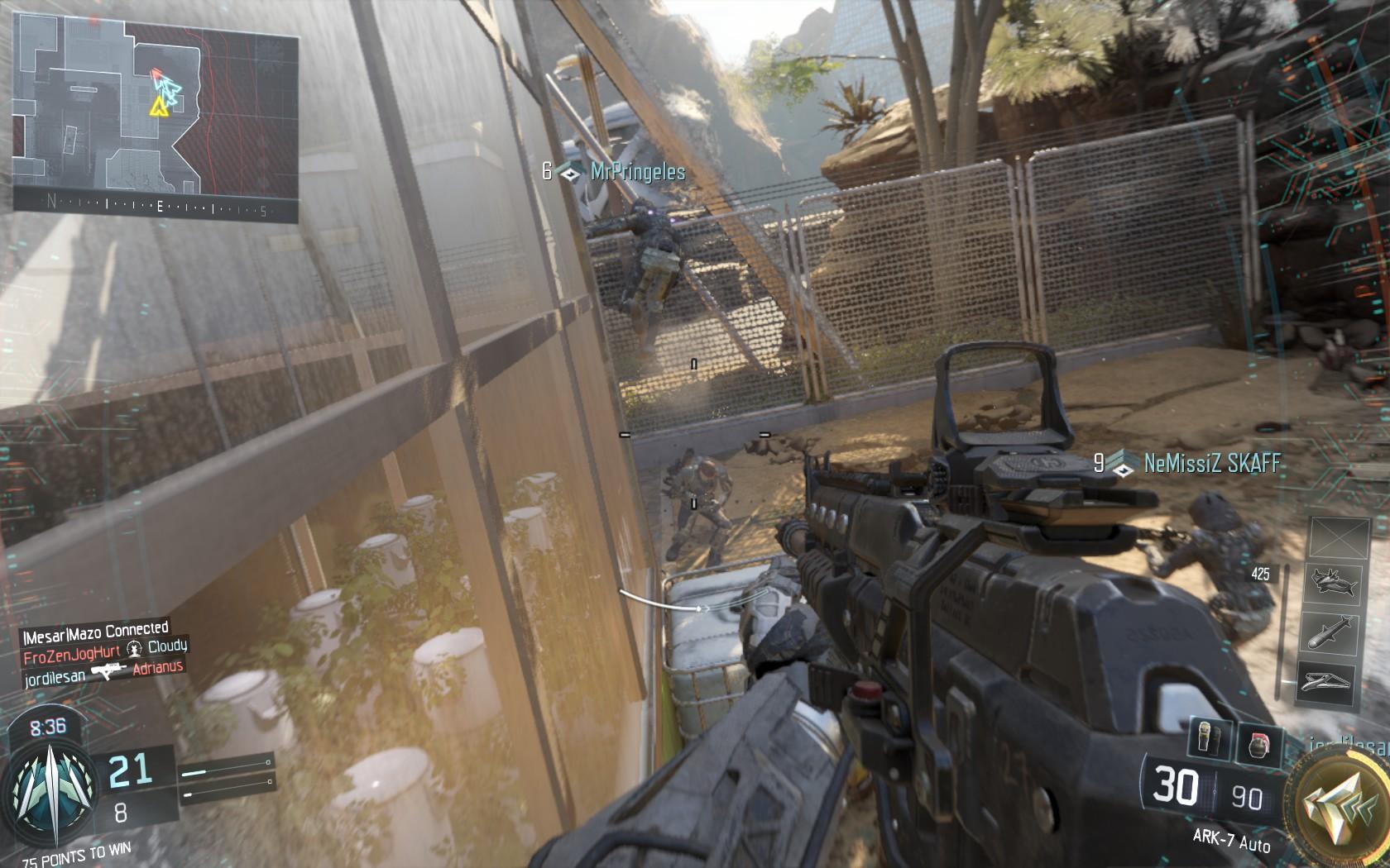 Call of Duty: Black Ops 3 - dojmy z multiplayerové bety 113310