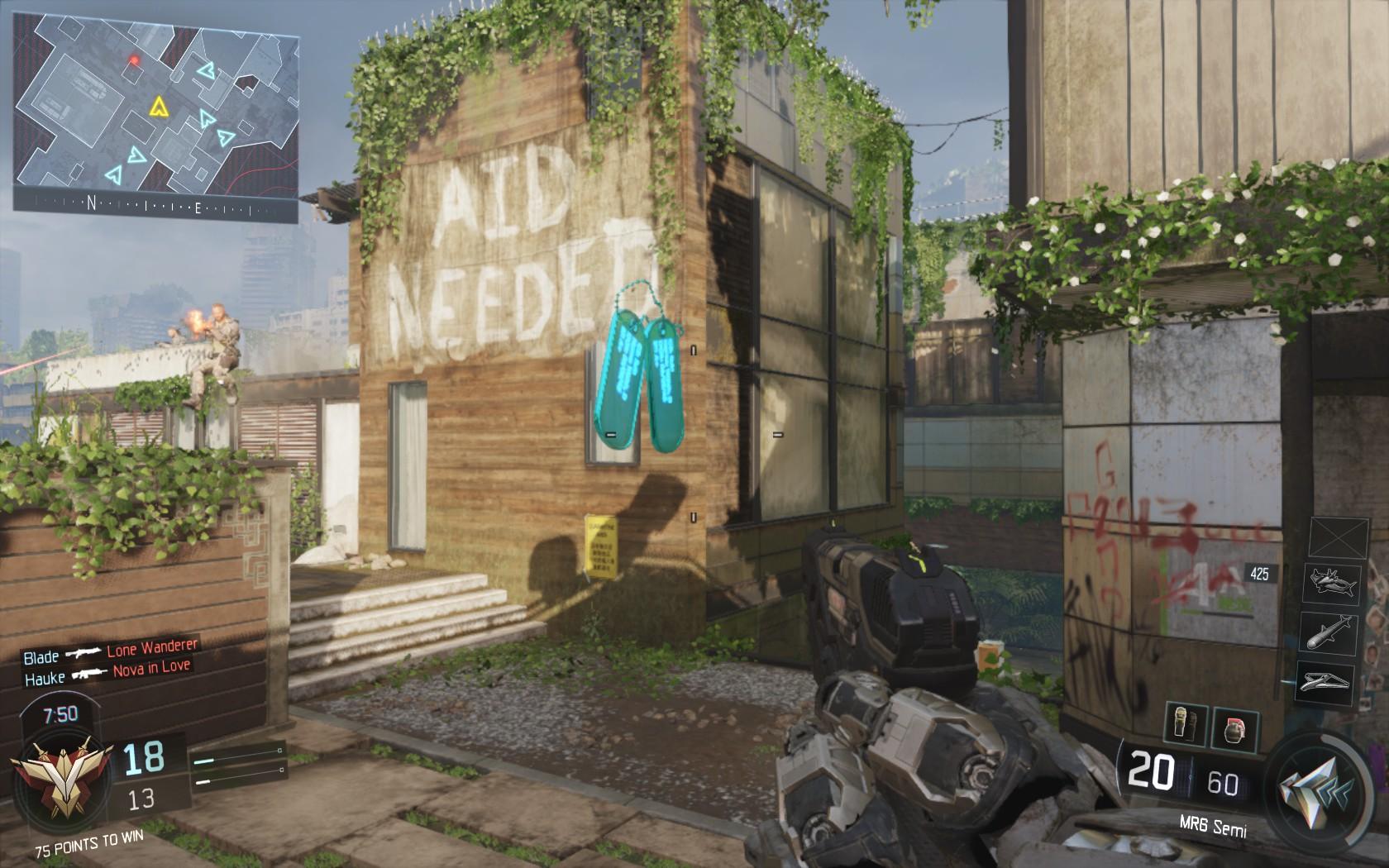 Call of Duty: Black Ops 3 - dojmy z multiplayerové bety 113311