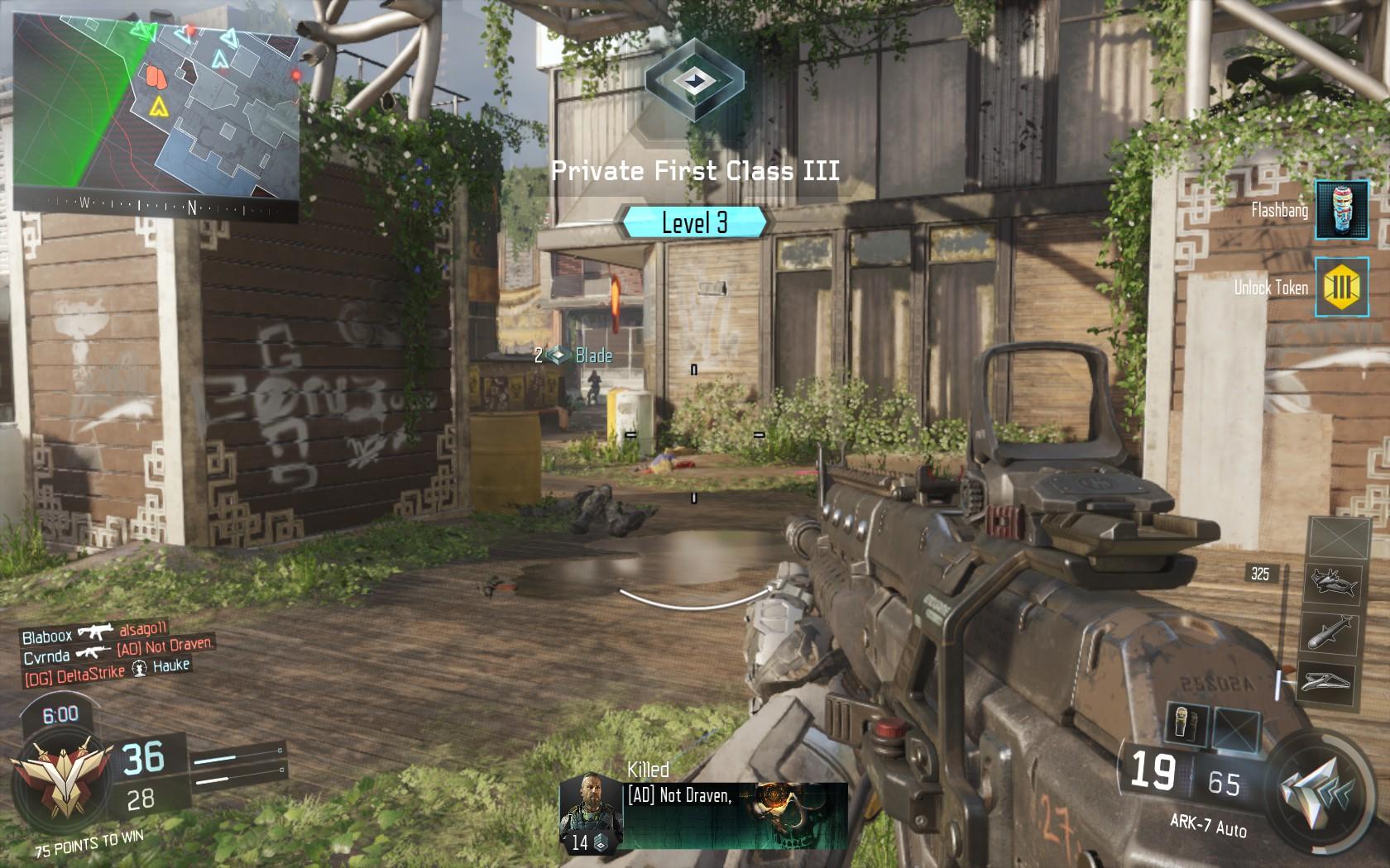 Call of Duty: Black Ops 3 - dojmy z multiplayerové bety 113312