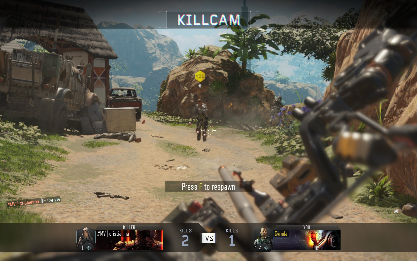 Call of Duty: Black Ops 3 - dojmy z multiplayerové bety 113313