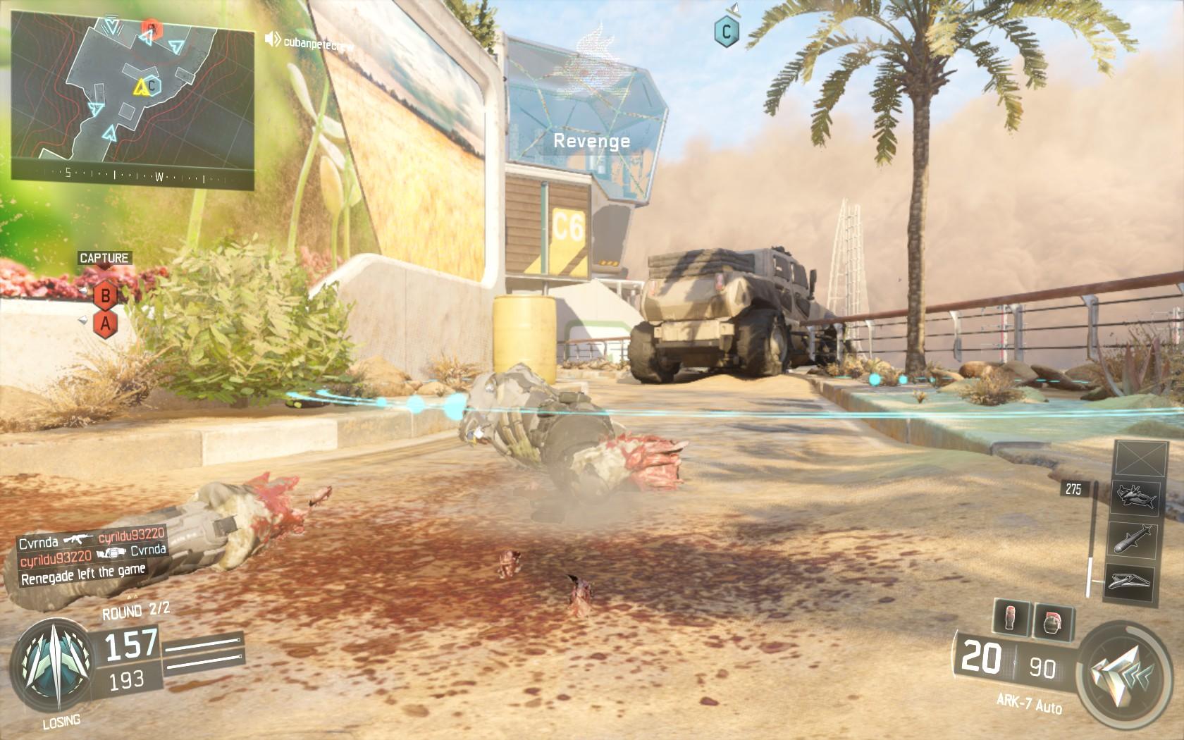 Call of Duty: Black Ops 3 - dojmy z multiplayerové bety 113316