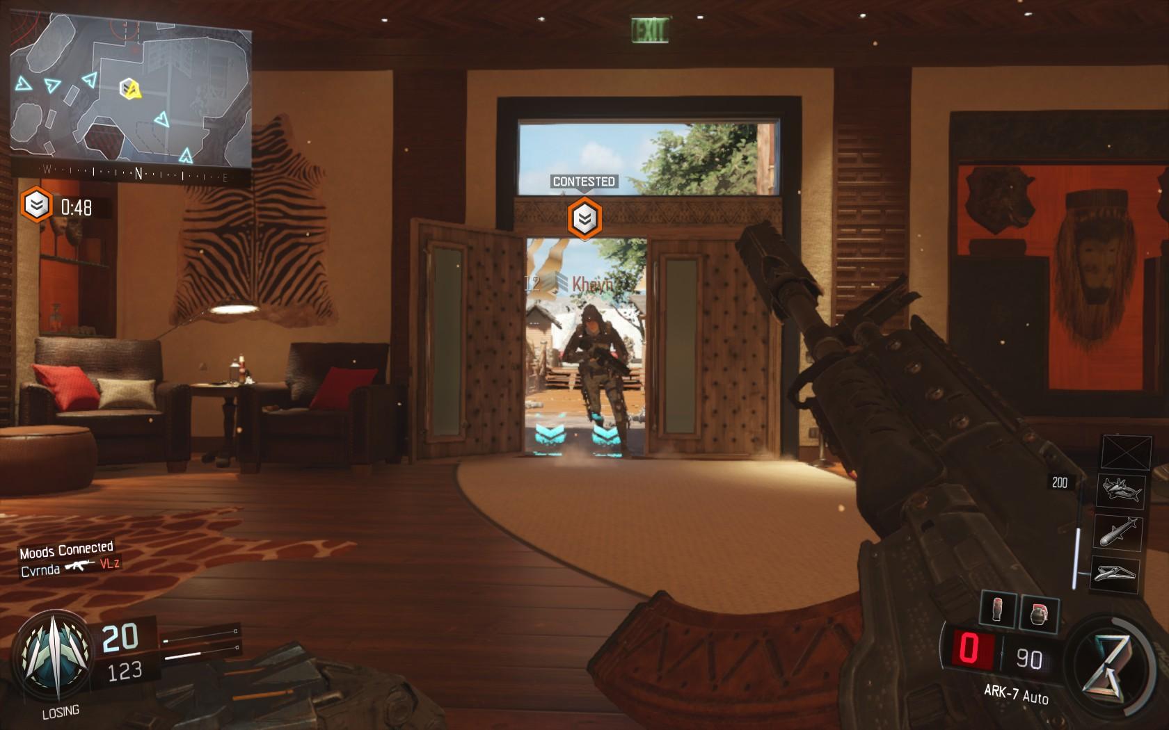 Call of Duty: Black Ops 3 - dojmy z multiplayerové bety 113317