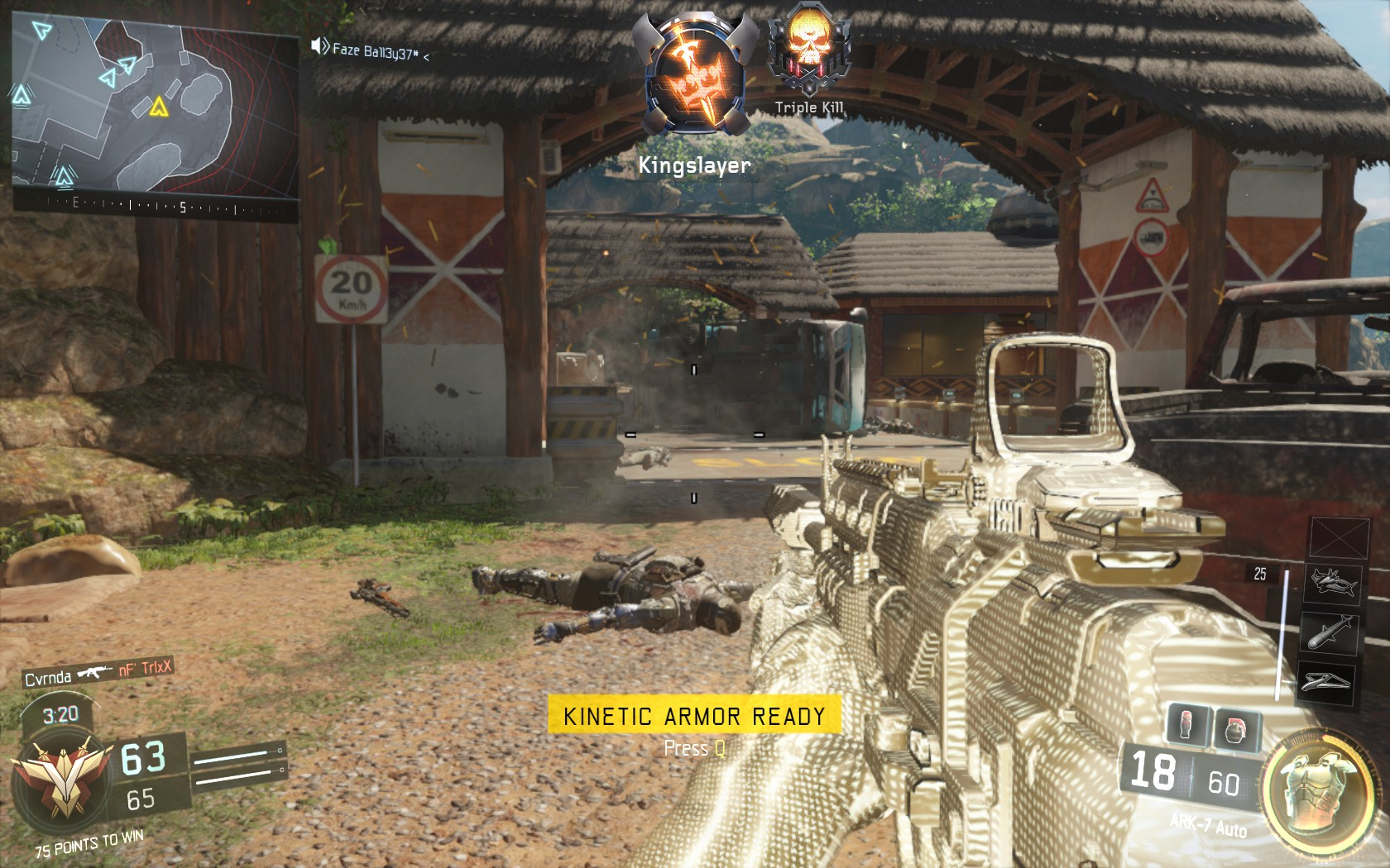Call of Duty: Black Ops 3 - dojmy z multiplayerové bety 113319