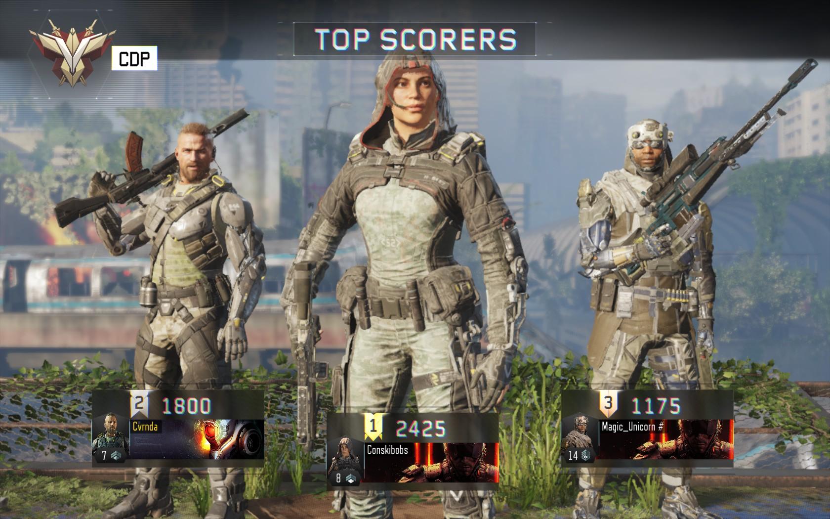 Call of Duty: Black Ops 3 - dojmy z multiplayerové bety 113320