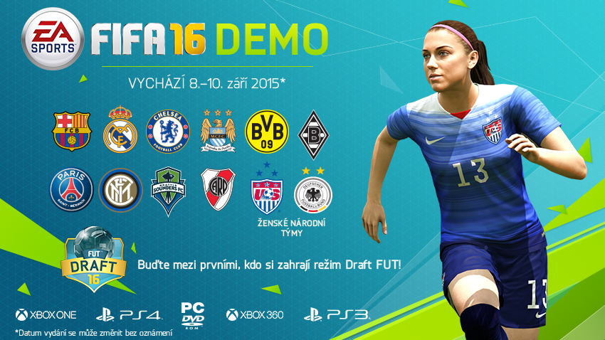 Demo FIFA 16 už za dva týdny 113328