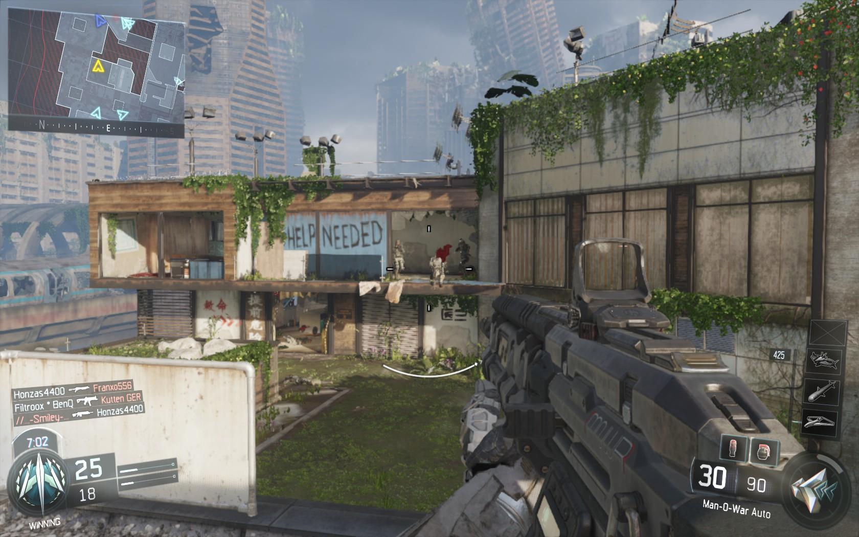Call of Duty: Black Ops 3 - dojmy z multiplayerové bety 113334