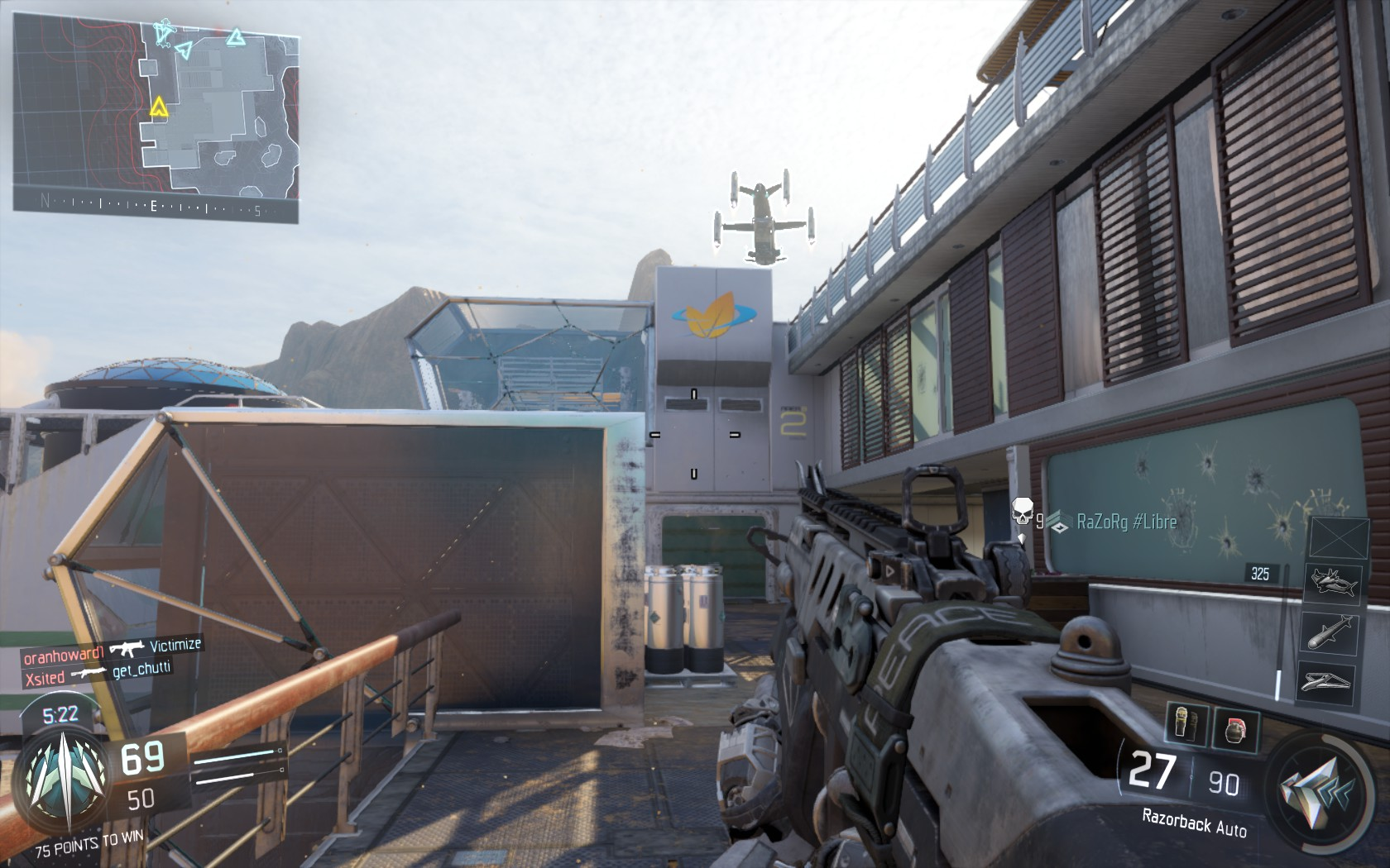 Call of Duty: Black Ops 3 - dojmy z multiplayerové bety 113335